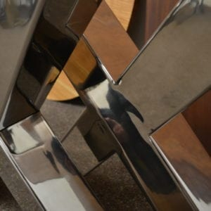 Polished Stainless